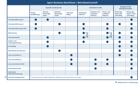 Xpert Business Matrix